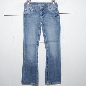Maurices original womens jeans size 1 / 2 R 5863